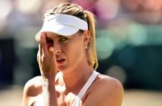 Maria Sharapova liên tiếp hứng chịu những thiệt hại tài chính