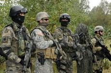 Mỹ muốn khôi phục các trại huấn luyện tay súng đối lập tại Syria