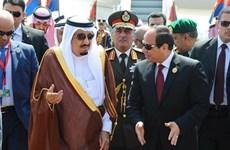 Ai Cập và Saudi Arabia thảo luận về lợi ích chiến lược khu vực