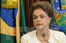 Liên minh cầm quyền tại Brazil tiếp tục mất thêm chính đảng