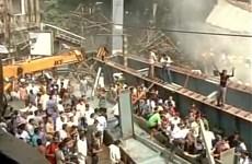 Ấn Độ: Sập cầu vượt khiến ít nhất 10 người chết, 150 người mắc kẹt