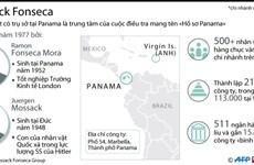 """[Infographics] Chi tiết """"Thiên đường trốn thuế"""" Mossack Fonseca"""