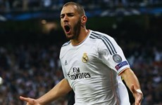 Benzema nổ súng, Real Madrid giành ưu thế trước Bayern