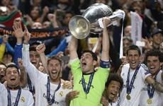 Nhìn lại trận chung kết Champions League qua hình ảnh