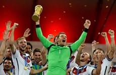"""[Photo] Đức phá """"lời nguyền,"""" lần thứ tư vô địch World Cup"""