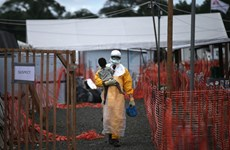 Mỹ bắt đầu triển khai binh sĩ đến Liberia hỗ trợ đối phó Ebola
