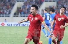 Cận cảnh bàn thắng tuyệt đẹp của Hoàng Thịnh vào lưới Philippines