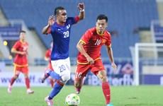 Văn Quyết nói gì sau chiến thắng của Việt Nam trước Malaysia?