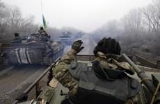 Lugansk hối thúc có cơ chế kiểm soát cứng rắn đối với Ukraine