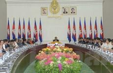 Phát triển mối quan hệ giữa nhân dân Việt Nam và Campuchia
