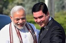 Ấn Độ và Turkmenistan ký 7 thỏa thuận hợp tác nhiều lĩnh vực