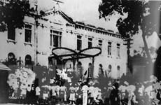 Một hội nghị lịch sử của cuộc cách mạng tháng Tám năm 1945