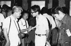 Nhà báo Đào Tùng và những khao khát về sự nghiệp thông tấn