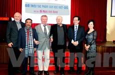 Giao lưu văn học Việt Nam-Cộng hòa Séc tại thủ đô Prague