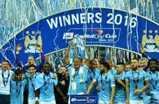 Man City vô địch Capital One Cup sau loạt sút 11m căng thẳng