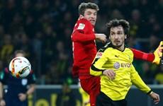 """Dortmund và Bayern chia điểm ở trận """"kinh điển nước Đức"""""""