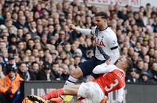 Tottenham và Arsenal níu chân nhau sau trận cầu đầy kịch tính
