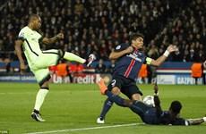 """PSG-Man City """"bất phân thắng bại"""" sau màn rượt đuổi hấp dẫn"""