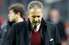 AC Milan chính thức sa thải huấn luyện viên Sinisa Mihajlovic