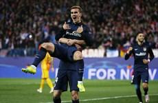 Atletico biến Barcelona thành cựu vương Champions League
