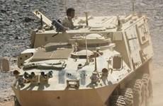 Canada bán vũ khí cho Saudi Arabia trong hợp đồng gây tranh cãi