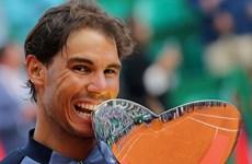 Hạ Monfils, Rafael Nadal lần thứ 9 đăng quang tại Monte Carlo
