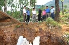 Mưa đá, gió lốc làm hư hỏng hơn 600 ngôi nhà ở Hà Giang