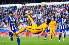[Video] Barcelona hủy diệt Deportivo trong ngày Suarez thăng hoa