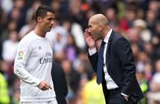 Real Madrid nhận tin sốc về Ronaldo trong cuộc đua đến ngôi vương