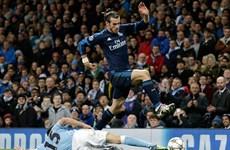 """Real Madrid """"bất lực"""" trước Man City trong ngày vắng Ronaldo"""