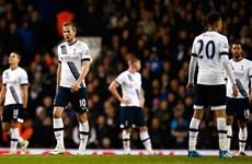"Tottenham ""dâng"" chức vô địch Premier League cho Leicester City"
