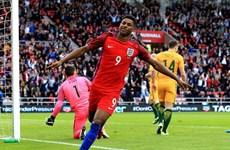 Rashford lập nên kỳ tích ngay trong ngày ra mắt đội tuyển Anh