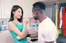 Dư luận tức giận với đoạn quảng cáo kỳ thị chủng tộc ở Trung Quốc