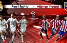 Xem trận chung kết Champions League Real - Atletico ở đâu?