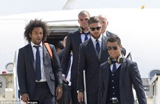 Real đặt chân đến Milan chinh phục danh hiệu Champions League