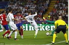 Cận cảnh chiến thắng của Real ở chung kết Champions League