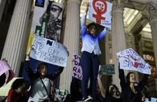 Brazil rúng động với vụ hiếp dâm tập thể rồi đăng video lên mạng