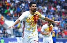 Kết quả: Tây Ban Nha thắng nhàn, Italy nhọc nhằn hạ Scotland