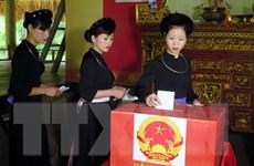 Tuyên Quang công bố danh sách 59 đại biểu trúng cử HĐND tỉnh