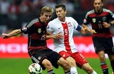 Ba Lan chốt danh sách sẵn sàng nghênh chiến đội tuyển Đức