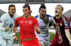 Danh sách chi tiết cầu thủ bảng B dự vòng chung kết EURO 2016