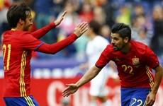 Tây Ban Nha có chiến thắng hủy diệt ngay trước thềm EURO 2016