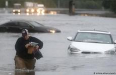 Lũ lụt nghiêm trọng xảy ra tại Mỹ, khiến 5 binh sỹ thiệt mạng