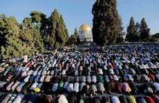 Israel dỡ bớt hạn chế với người Palestine nhân lễ Ramadan