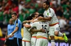 Mexico thắng đậm Uruguay trong ngày ra quân Copa America