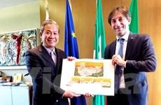 Italy khuyến khích doanh nghiệp tiếp cận thị trường Việt Nam