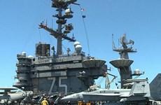 """Mỹ gửi """"tín hiệu quân sự"""" cho Nga trước thềm hội nghị NATO"""