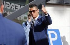 Ronaldo bảnh bao cùng Bồ Đào Nha tới Pháp chinh phục EURO 2016
