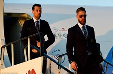 Đương kim vô địch Tây Ban Nha đến Pháp bảo vệ ngôi vương