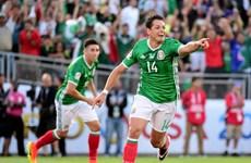 [Video] Hạ Jamaica, Mexico tiễn Uruguay khỏi Copa America